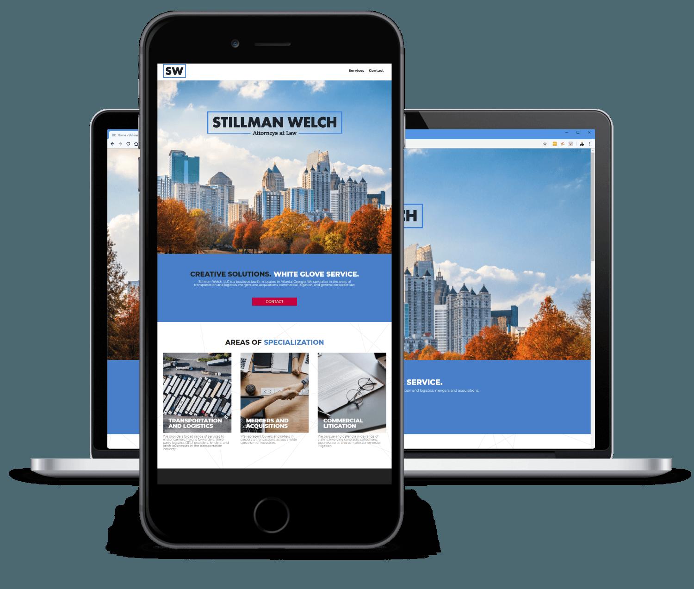 Mosh website client